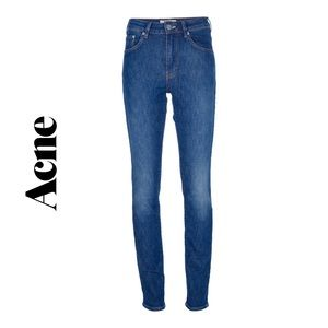 Acne High Rise Needle Jeans